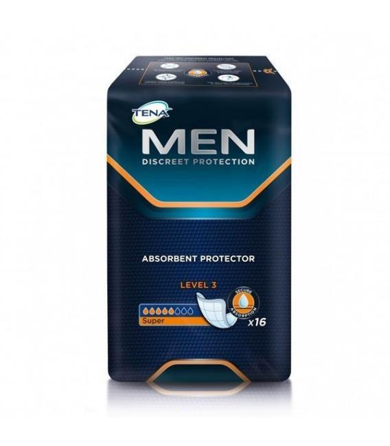 INCONTINENCIA - Tena For Men Level 3 16 Unidades -