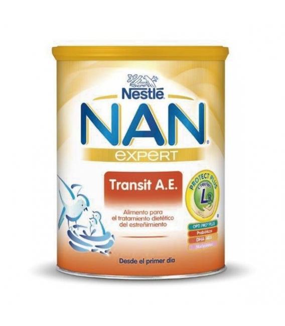 LECHES INFANTILES - Nestle Nan Transit Ae 800 Gramos -