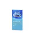 Durex Natural Plus Easy-On Preservativos 6uds
