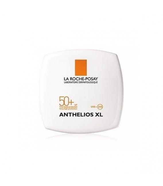 PROTECCIÓN FACIAL - La Roche Posay Anthelios XL Compacto Crema Color 02 Spf 50+ 9 g -