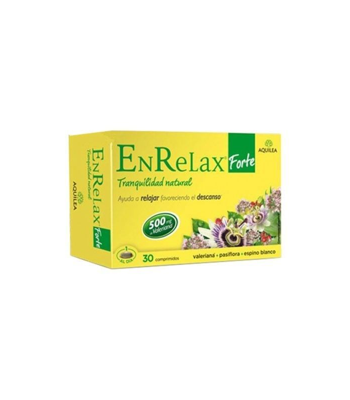 RELAJANTES - Enrelax Forte 30 Comprimidos -