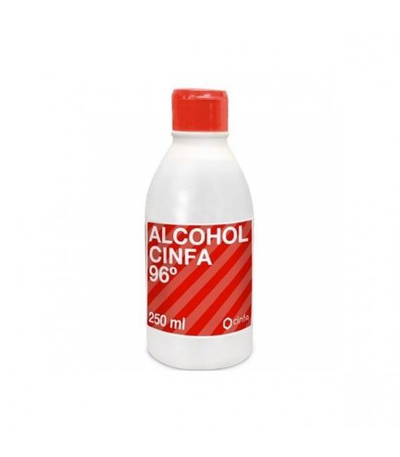 BOTIQUÍN - Cinfa Alcohol 96 250 ml -
