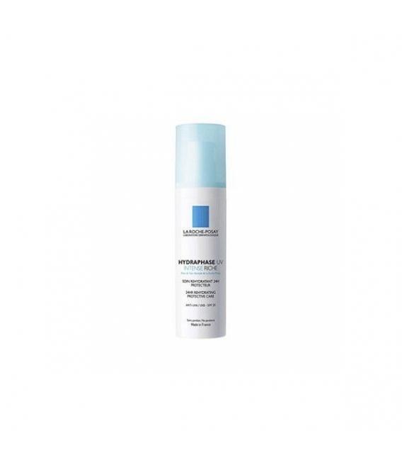 HIDRATANTES - La Roche Posay Hydraphase UV Intense Rica 50ml -
