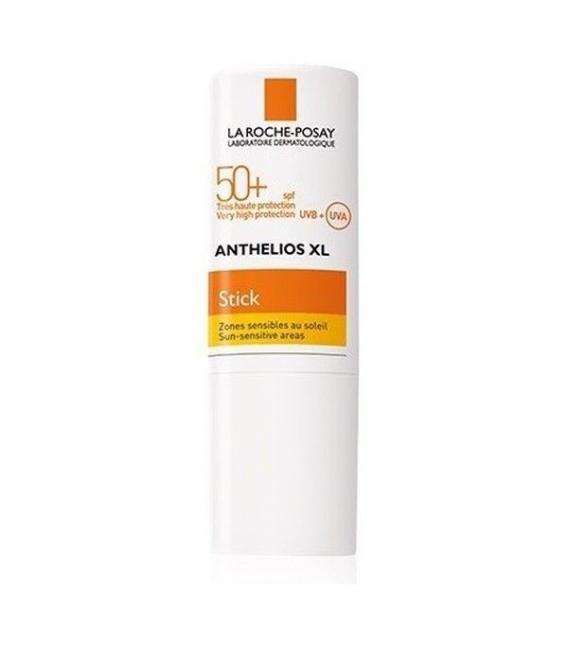 PROTECCIÓN FACIAL - La Roche Posay Anthelios Xl Stick Zonas Sensibles Spf 50+ 9 gr -