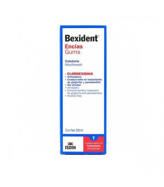 COLUTORIOS - Bexident Colutorio Encias Clorh 250 ml -