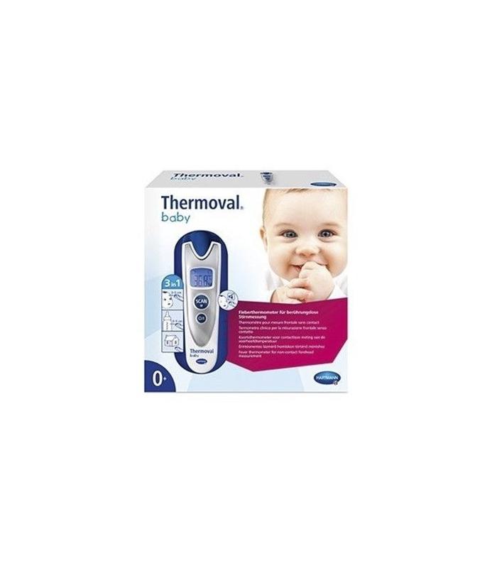Accesorios de Bebé - Thermoval Baby Sense Termómetro Infantil -
