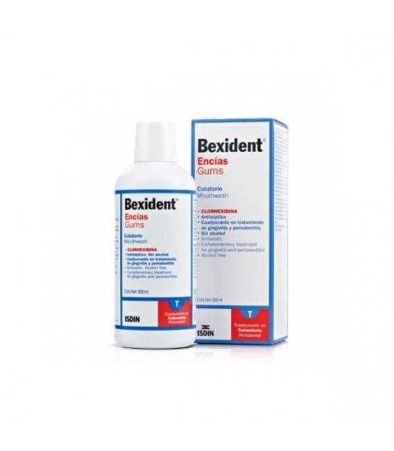 COLUTORIOS - Bexident Encias Clorhexidina Colutorio Tratamiento 250 ml -