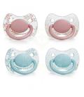 Chupetes para Bebé - Suavinex Chupete Premium Fisiológico Silicona 0-4M -