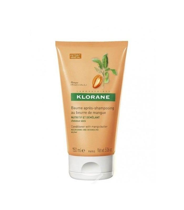 Klorane Balsamo Nutritivo Desenredante Manteca De Mango 150 ML
