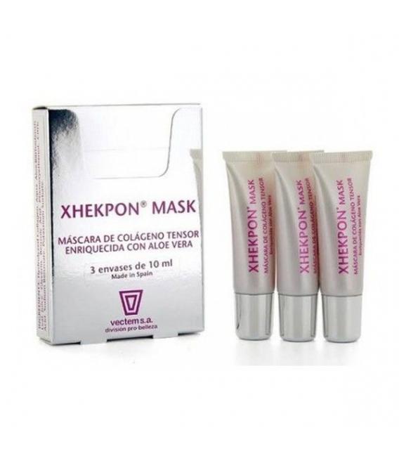 PRODUCTOS DE COSMÉTICA DE FARMACIA - Xhekpon Mask 3 envases de 10 ml -