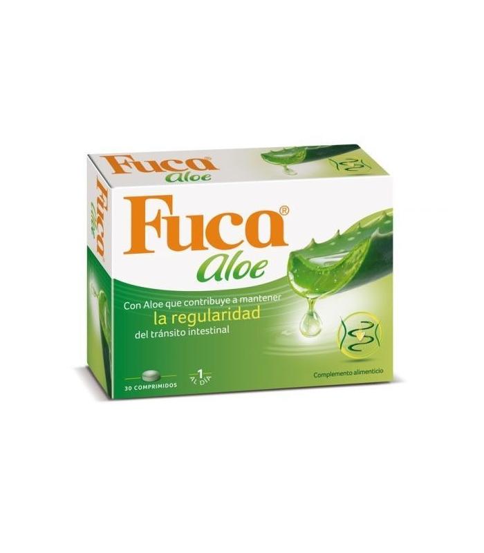 CUIDADO DIGESTIVO - Aquilea Fuca Aloe 30 Comprimidos -