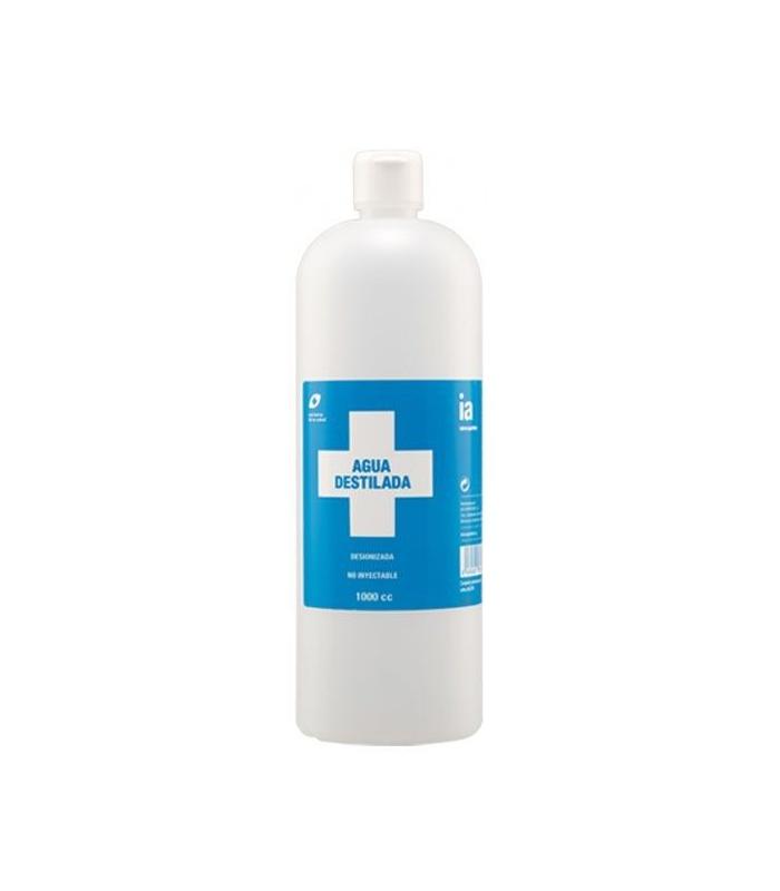 Interapothek Agua Destilada para humidificadores 1 Litro