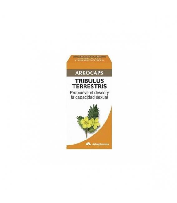 PRODUCTOS DE HIGIENE Y CUIDADO PERSONAL - Arkocaps Tribulus 42 Cápsulas -