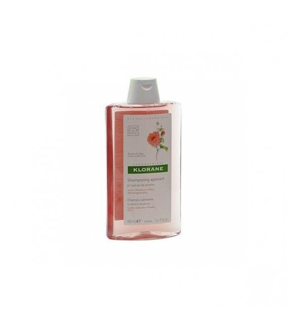 PRODUCTOS DE HIGIENE Y CUIDADO PERSONAL - Klorane Champú al Extracto de Peonia 400 ml -