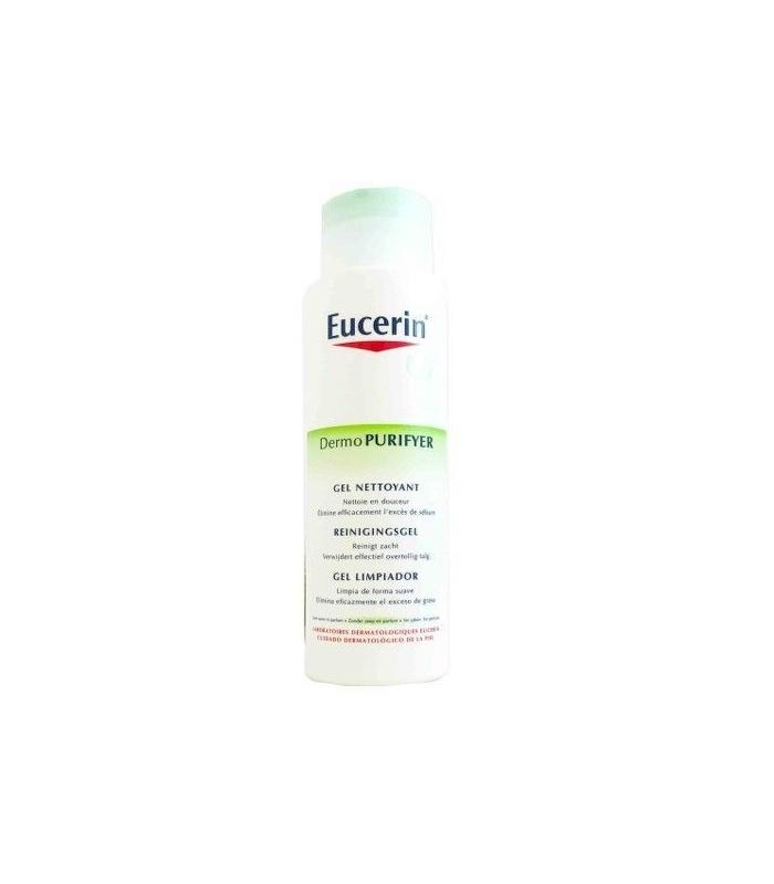 Eucerin Dermopurifyer Gel Limpiador 400ml