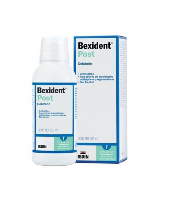 COLUTORIOS - Bexident Post Colutorio 250 ml -