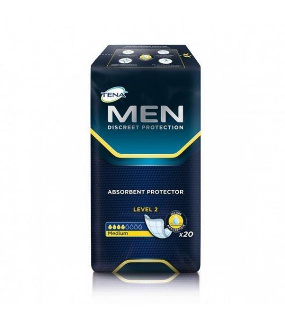 INCONTINENCIA - Tena For Men Level 2 20 Uds -