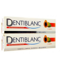 BLANQUEADORES - Dentiblanc Pasta Dental Blanqueante 2 x 100 ml -