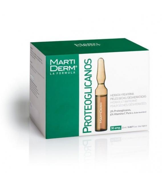FACIAL - Martiderm Proteoglicanos 30 Ampollas -