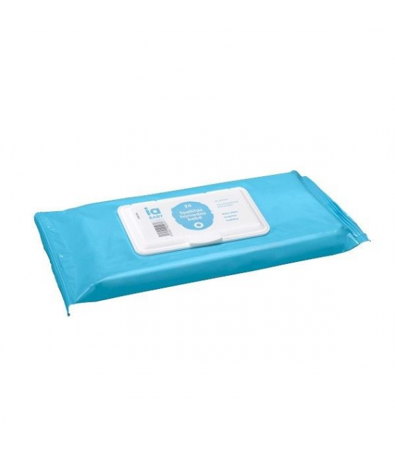 TOALLITAS - Interapothek Toallitas de Higiene Infantil 24 unidades -