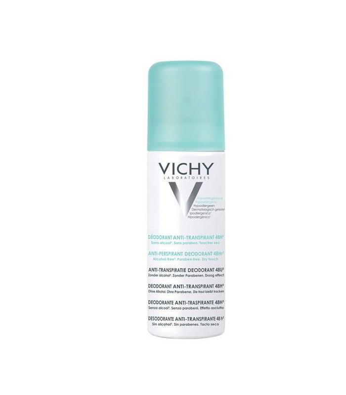 DESODORANTES - Vichy Desodorante Aerosol 125 ML -