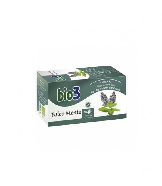 INFUSIONES - Bio3 Poleo Menta 25 Infusiones -