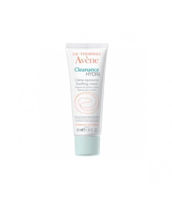 ACNÉ - Avene Clean Ac Crema Hidratante Calmante 40 ML -
