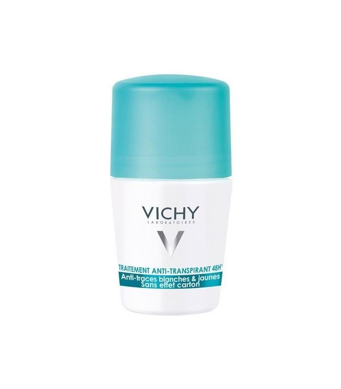 DESODORANTES - Vichy Desodorante Roll on Antitraspirante 50 ml -