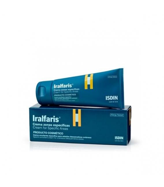 PSORIASIS - Isdin Iralfaris Crema Zonas Especificas 50 ml -