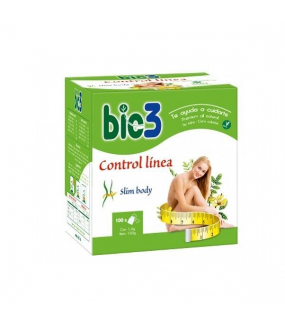 INFUSIONES - Bio 3 Control Linea Infusion 100 Bolsitas -