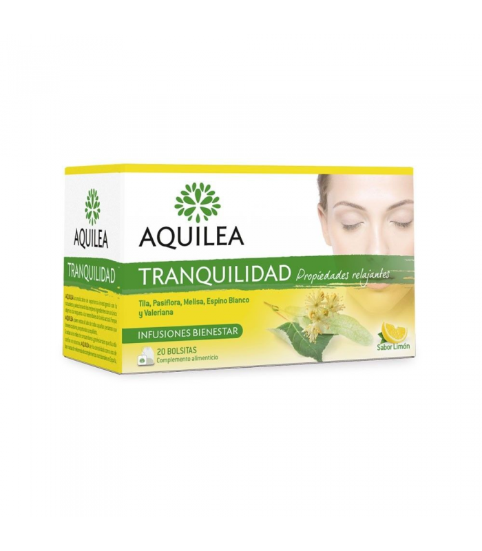 INFUSIONES - Aquilea Tranquilizante 20 Bolsitas -