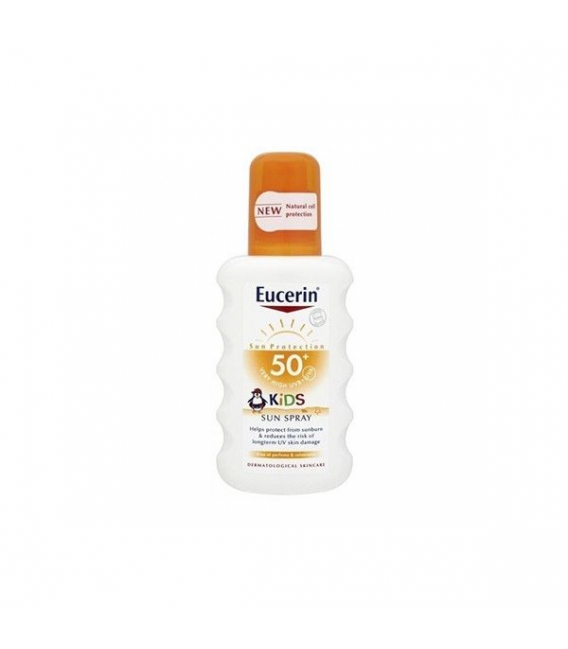 PROTECCIÓN NIÑOS - Eucerin Solar Niños Spray SPF 50+ 200ml -