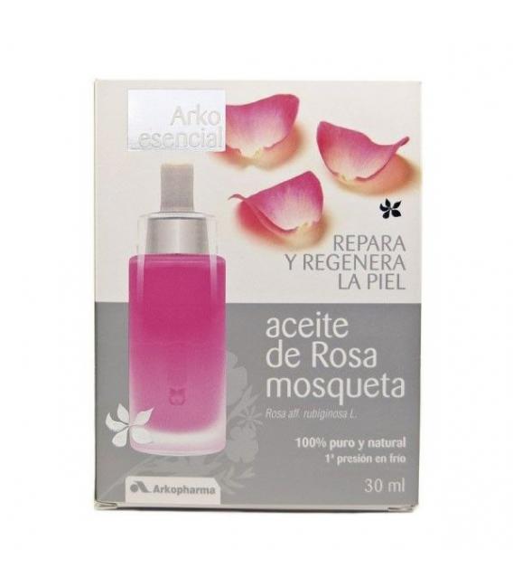 ACEITES - Arkoesencial Aceite Esencial De Rosa Mosqueta 30 ml -