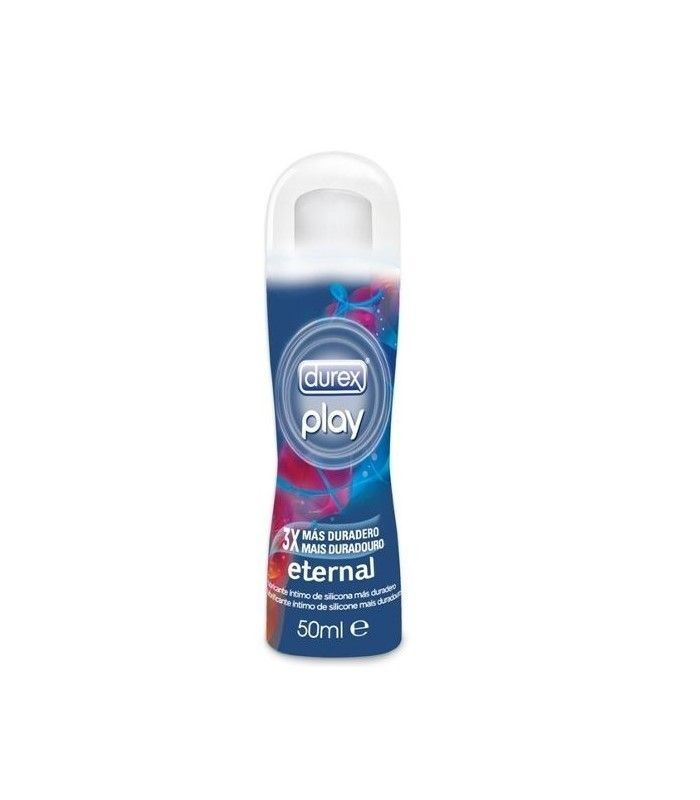 LUBRICANTES - Durex Play Lubricante Eternal 50 ML -