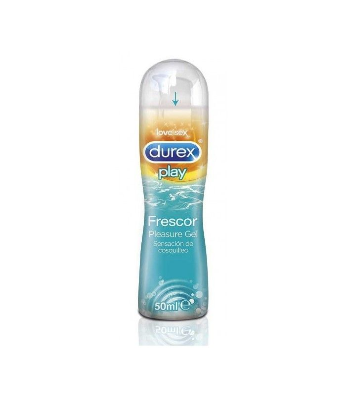 LUBRICANTES - Durex Play Lubricante Efecto Frescor 50 ML -
