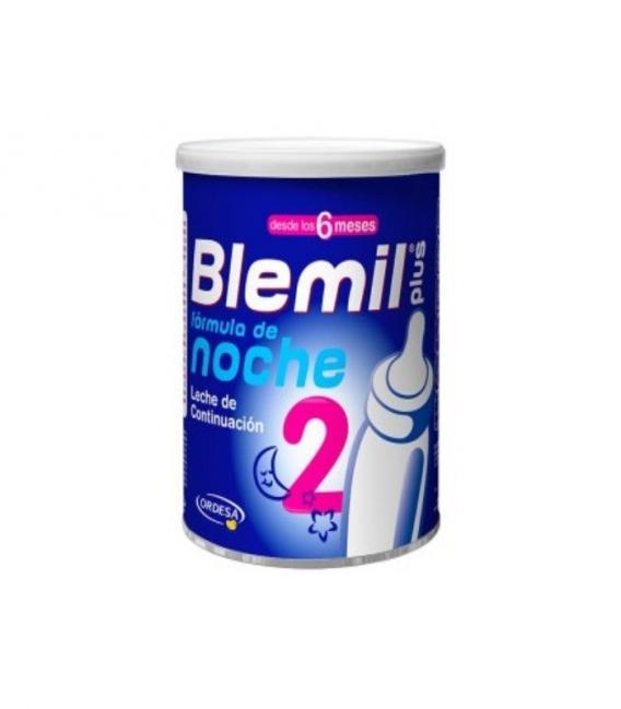 LECHES INFANTILES - BLEMIL PLUS 2 NOCHE 400 GRS -