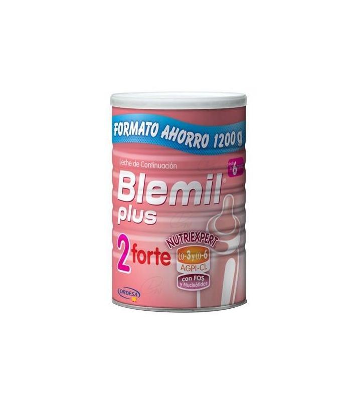 LECHES INFANTILES - BLEMIL PLUS 2 FORTE 1200 GR -
