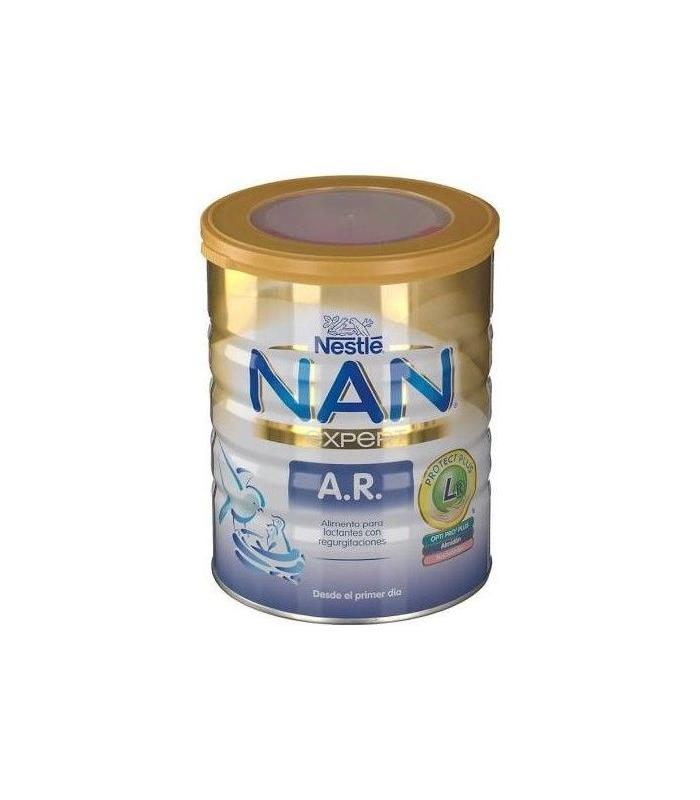 LECHES INFANTILES - NESTLE NAN 1 AR EXPERT 800 GRS -