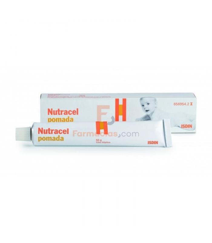 MEDICAMENTOS ONLINE - NUTRACEL POMADA 50 GR -