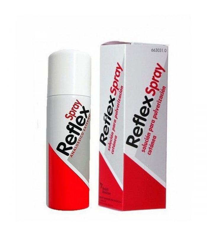 MEDICAMENTOS ONLINE - REFLEX AEROSOL TOPICO 130 ML -