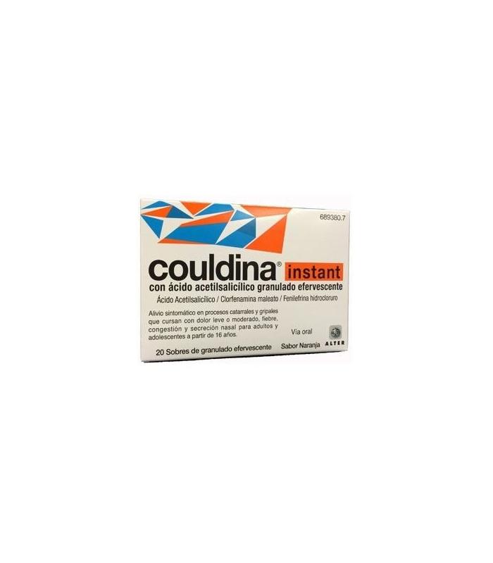 MEDICAMENTOS ONLINE - COULDINA INSTANT 20 SOBRES EFERVESCENTES -