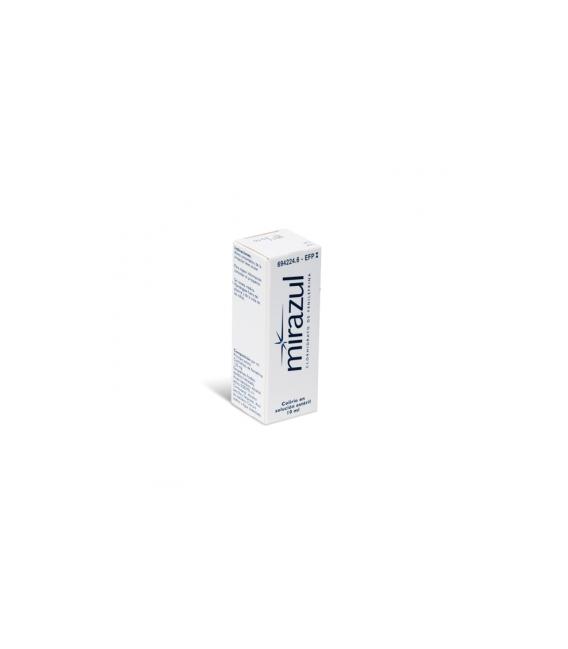 MEDICAMENTOS ONLINE - MIRAZUL 1.25 MG/ML COLIRIO 1 FRASCO SOLUCION 10 ML -