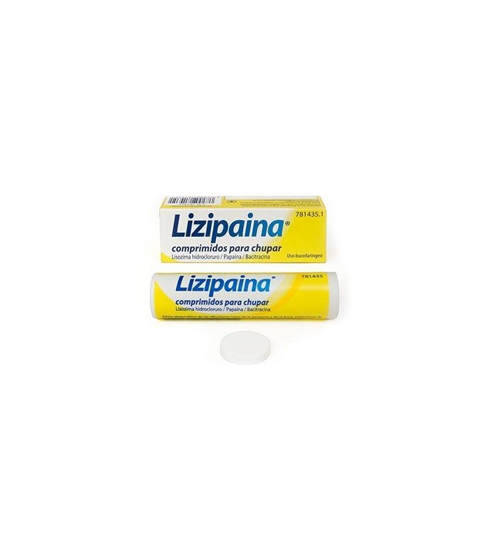 MEDICAMENTOS ONLINE - LIZIPAINA 20 COMPRIMIDOS PARA CHUPAR -