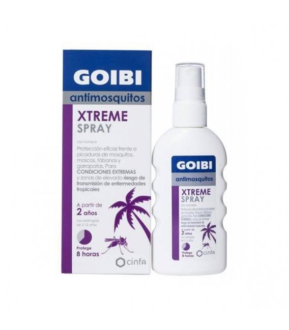 REPELENTES DE INSECTOS - Goibi Xtreme Locion Antimosquitos 75 ml -