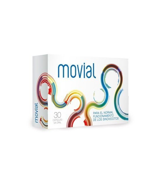 HUESOS Y ARTICULACIONES - MOVIAL 346 MG 30 CAPSULAS -
