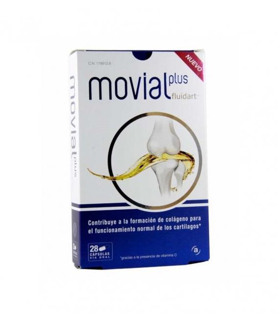 HUESOS Y ARTICULACIONES - MOVIAL PLUS FLUIDART 28 CAPSULAS -