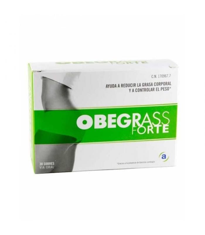 DIETA - OBEGRASS FORTE 30 SOBRES ADELGAZANTE -