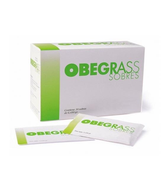 DIETA - OBEGRASS 30 SOBRES ADELGAZANTE -