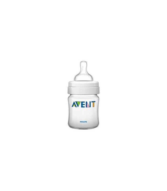 BIBERON PHILIPS AVENT CLASSIC+ 125ML 0M+