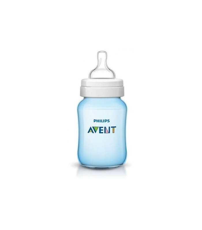 BIBERON PHILIPS AVENT CLAS 260ML 1M+
